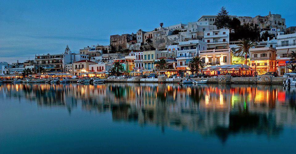 Lovers Of Yoga Kayaking And Astrology Choose Naxos