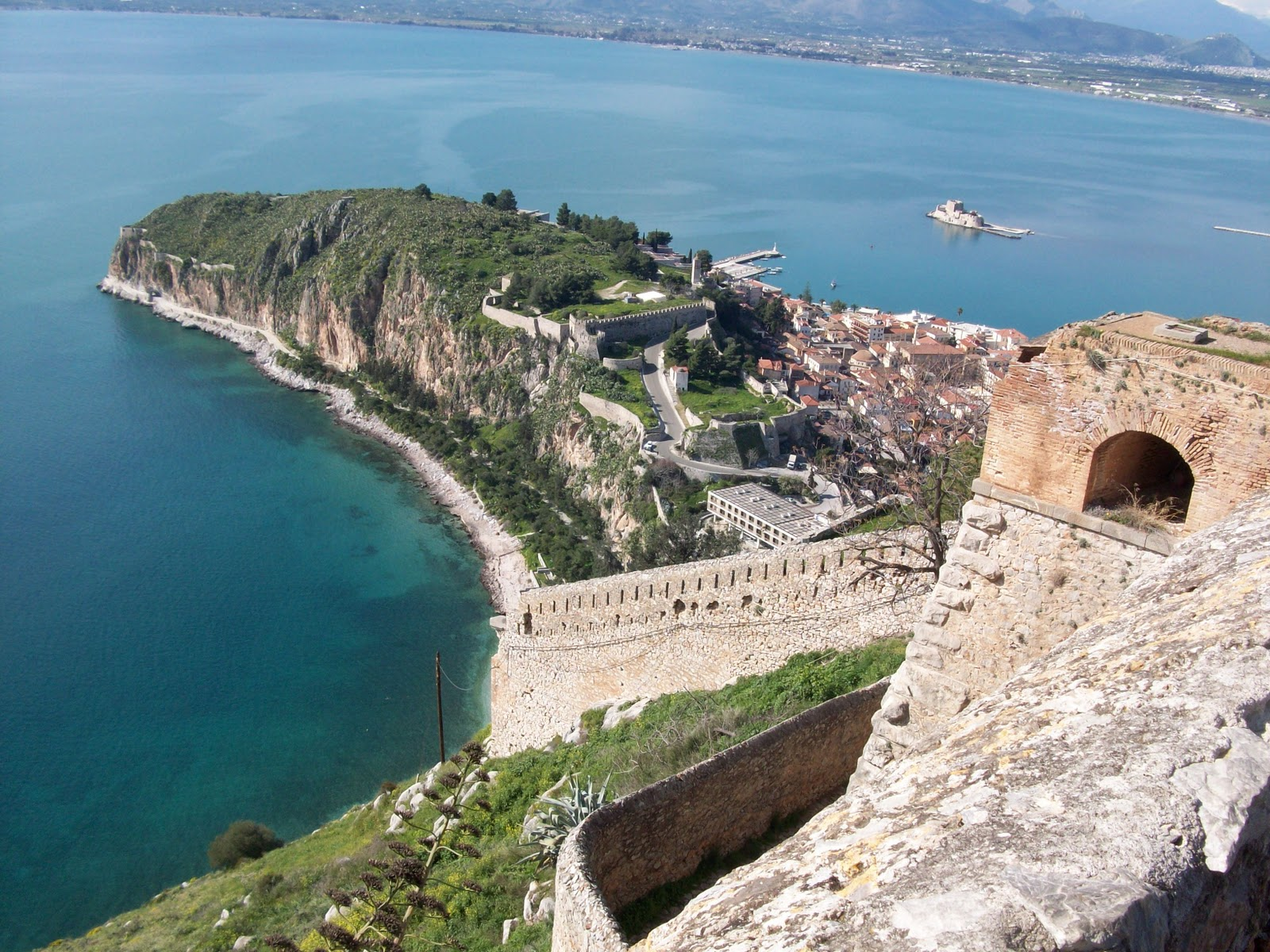 Nafplio: Discover the fortress of Palamidi  Welcome Travel