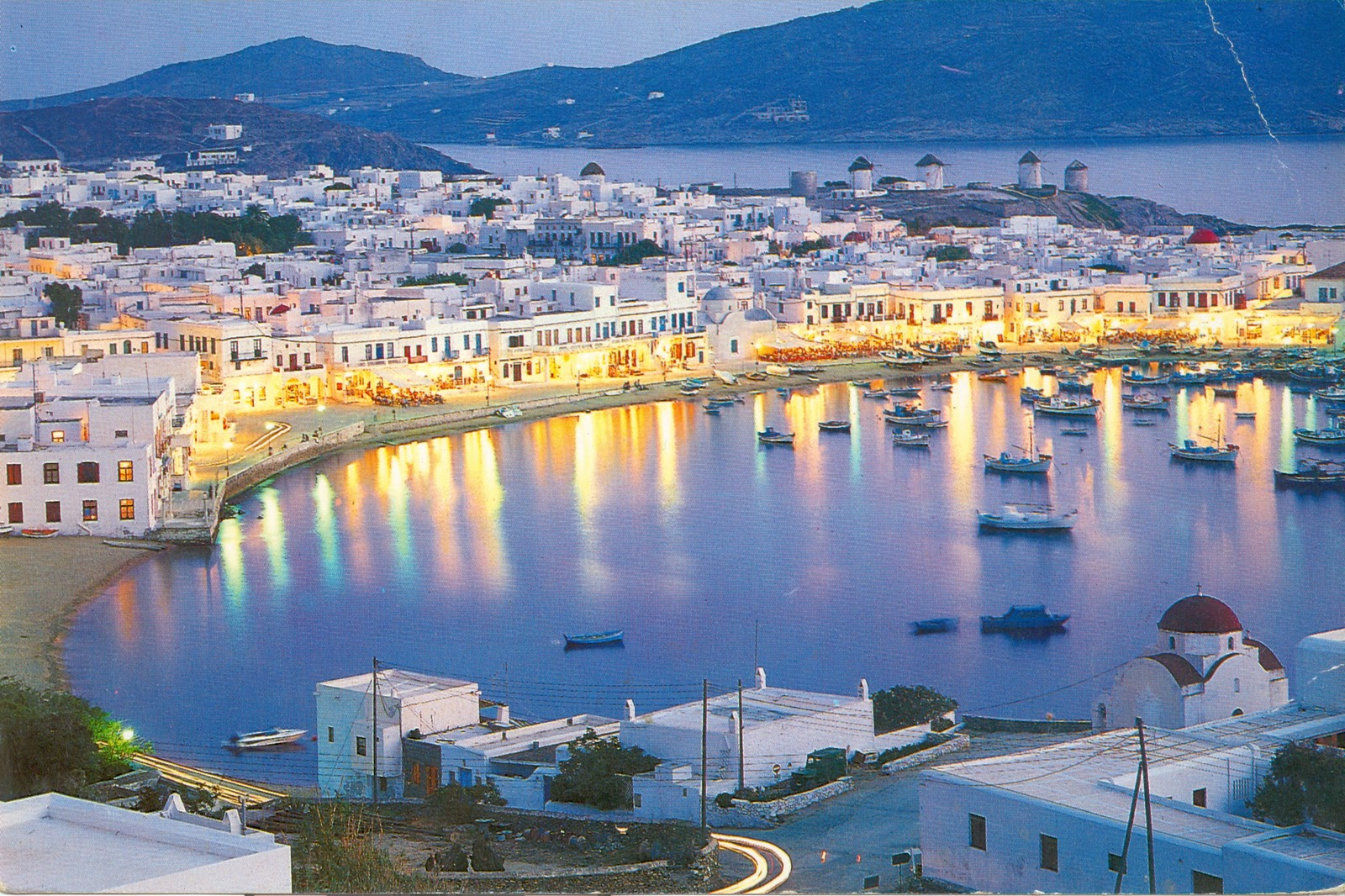 Best Island Beaches For Partying Mykonos St Barts: Daily Express: The 10 Best Greek Islands