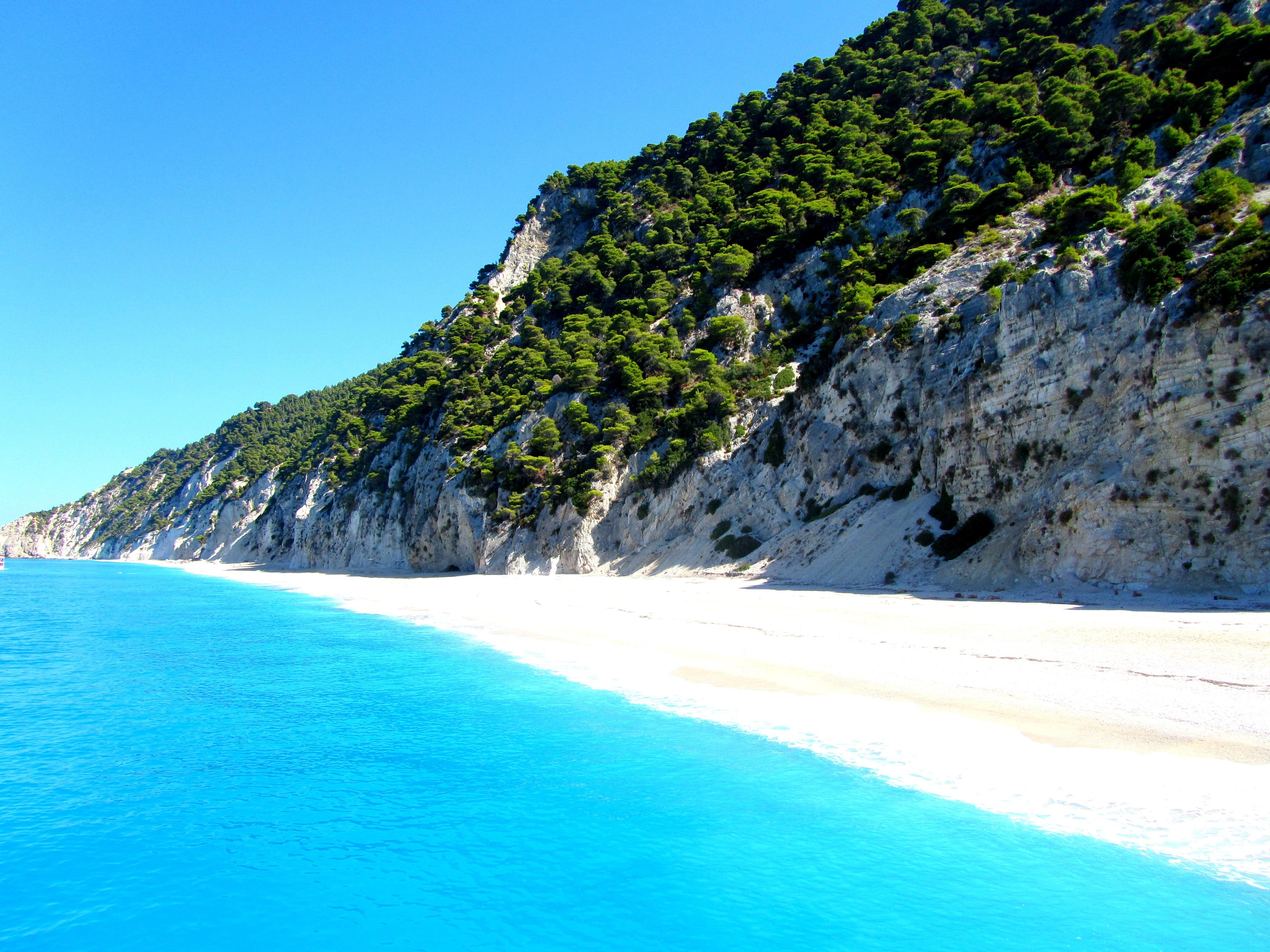 Greek beaches ranked among world's best | protothemanews.com