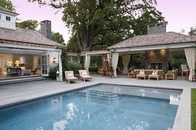 10 spectacular pools that will take your breath away for Pool area design photos