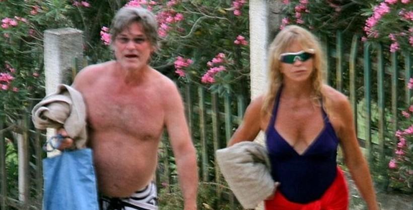Kurt russell naked