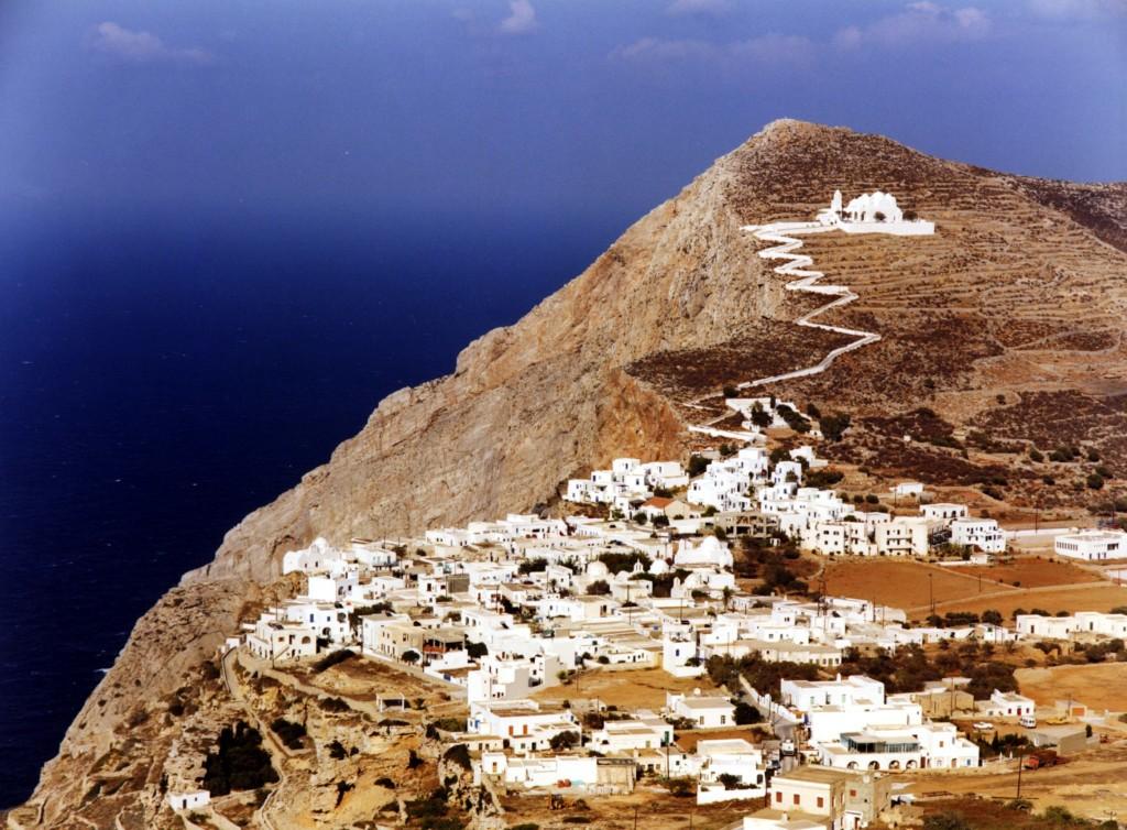 Quiet Holidays In Greece Islands In September