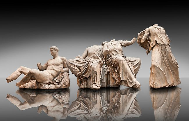 New Parthenon Marble Show To Renew Marbles Row