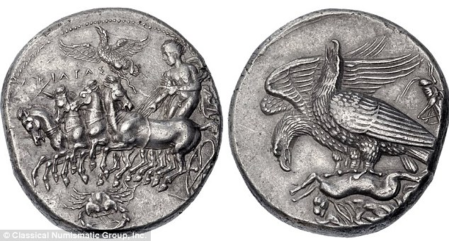 Coin Auction - The Tom Peterson Collection of Ancient