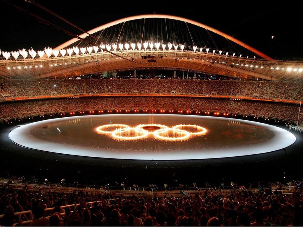 Shocking photos of athens olympic facilities for The olympia