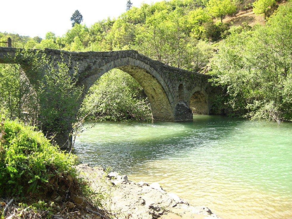 Γεφύρι Κατσουγιάννη - Σπήλαιο Γρεβενών