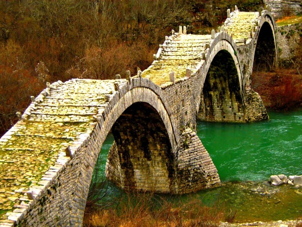 Γεφύρι Τρίτοξο ή Καλογερικό
