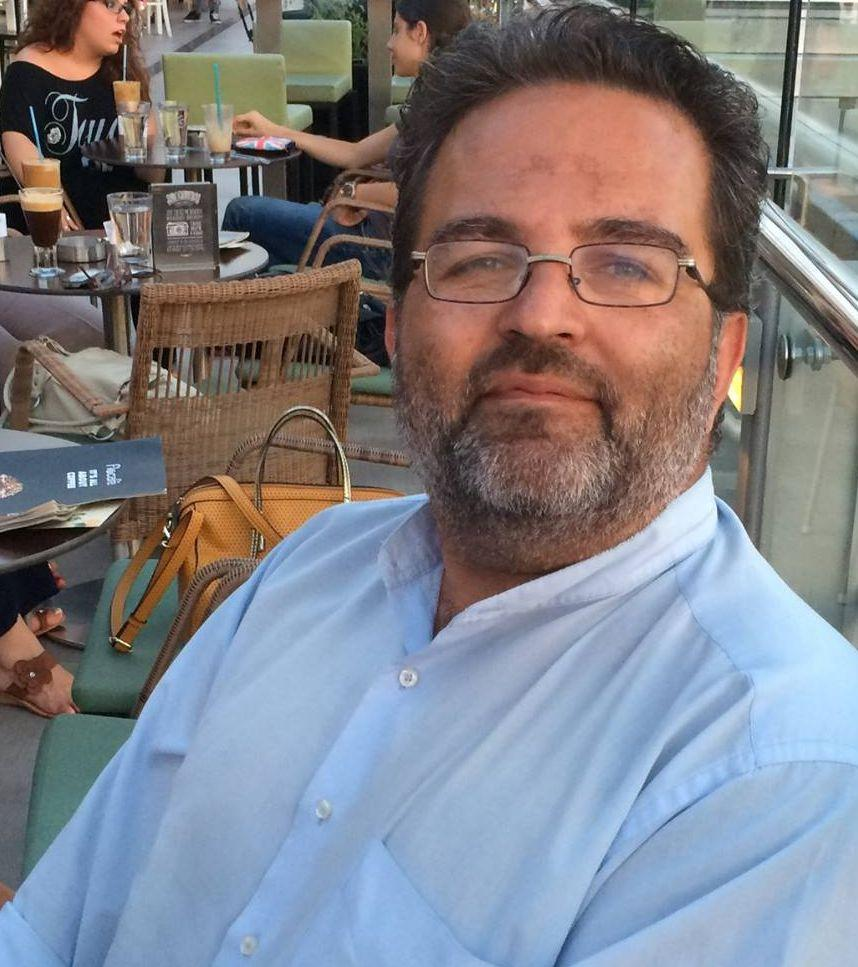 Architect Michalis Lefantzis is behind the important excavations