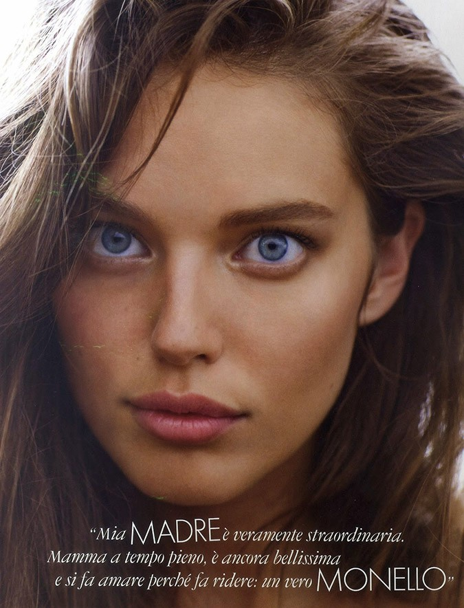 The Girl With The Striking Blue Eyes Protothemanews Com