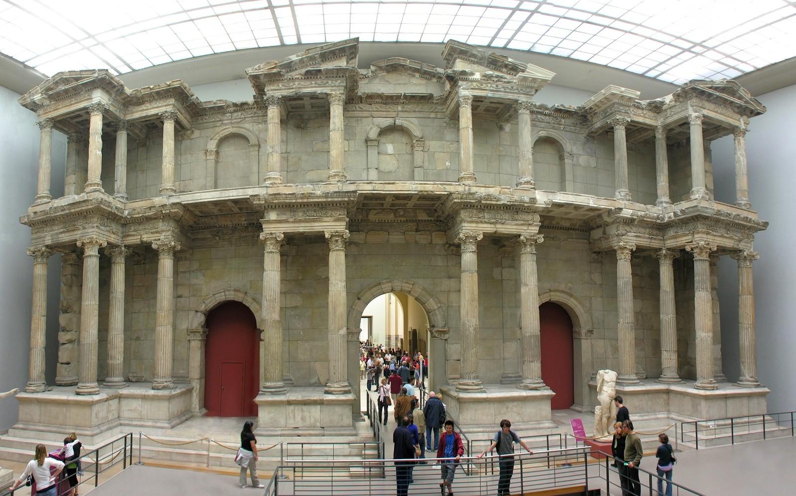 What S The Pergamon Museum Without Its Pergamon