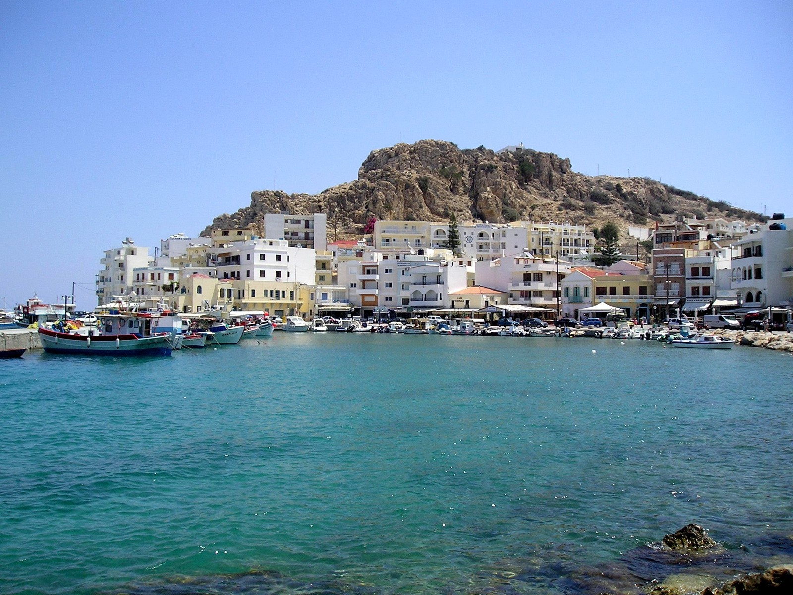 Renovtion Plans To Improve Tourism To Karpathos Photos Video