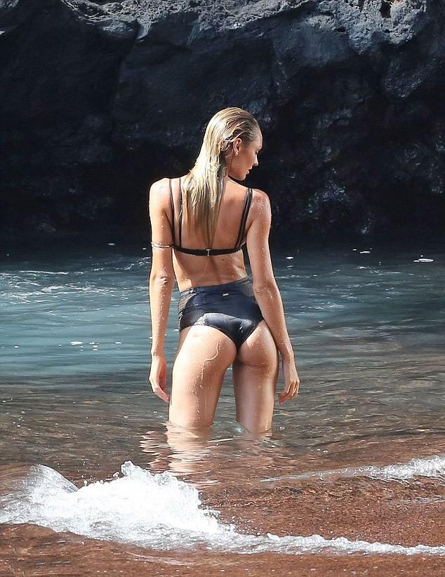 swanepoel hawaii Candice nude