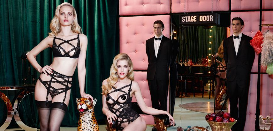 The nine saucy house rules of the new Agent Provocateur campaign (videos) 275d22252