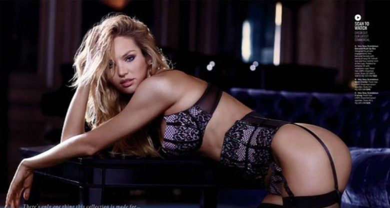 Remarkable, candice swanepoel hot lingerie are