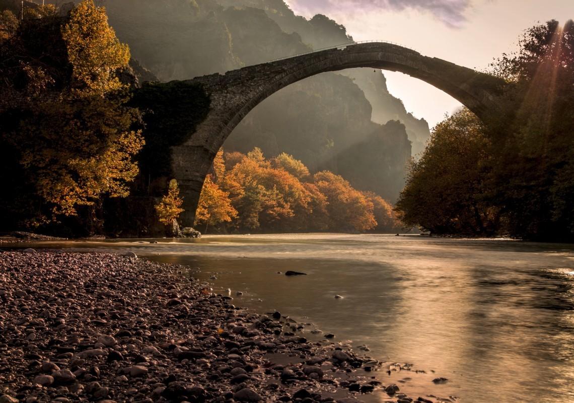Αποτέλεσμα εικόνας για γεφυρα κονιτσας
