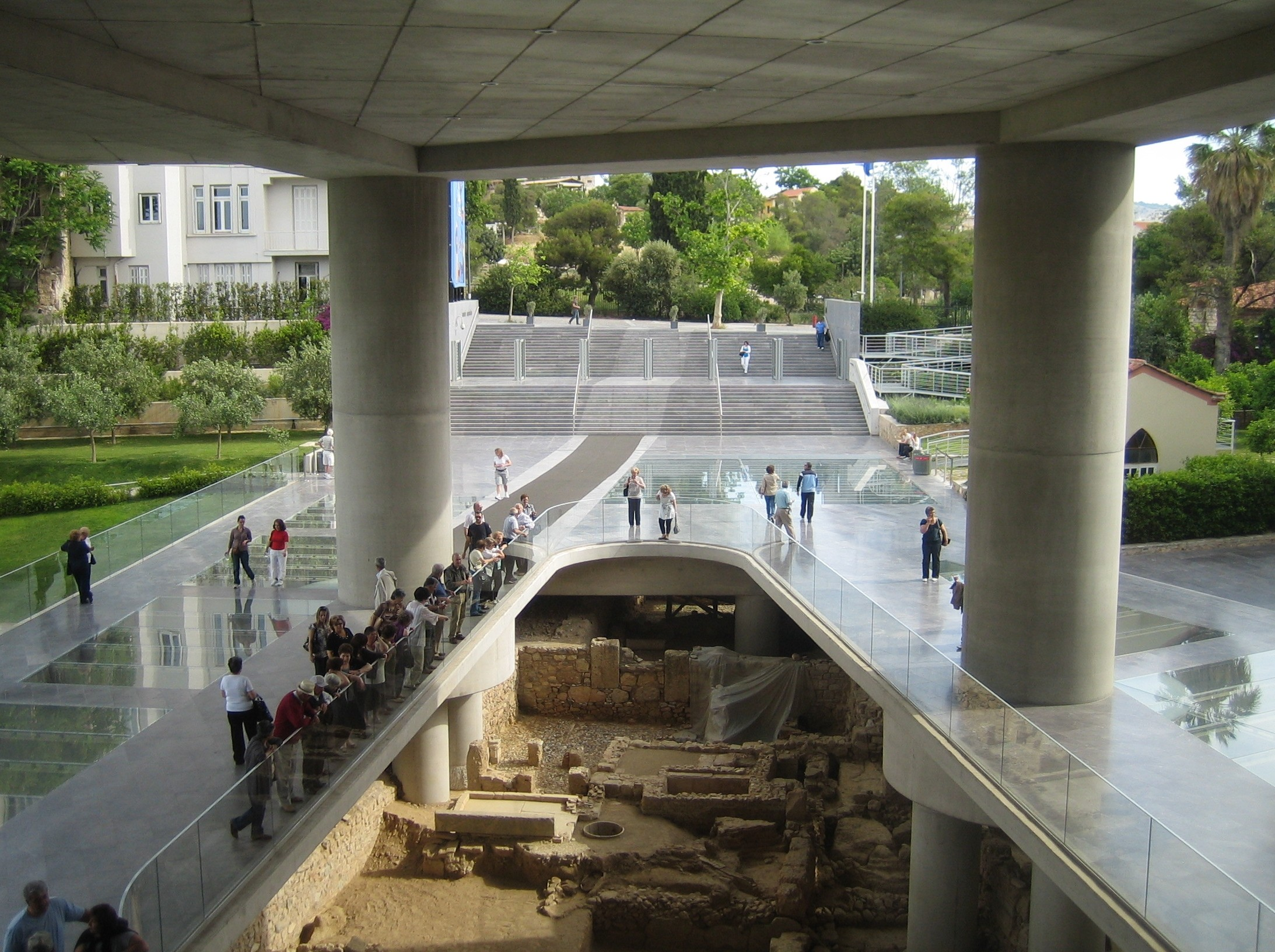 Acropolis Museum announces Monday openings over winter ...