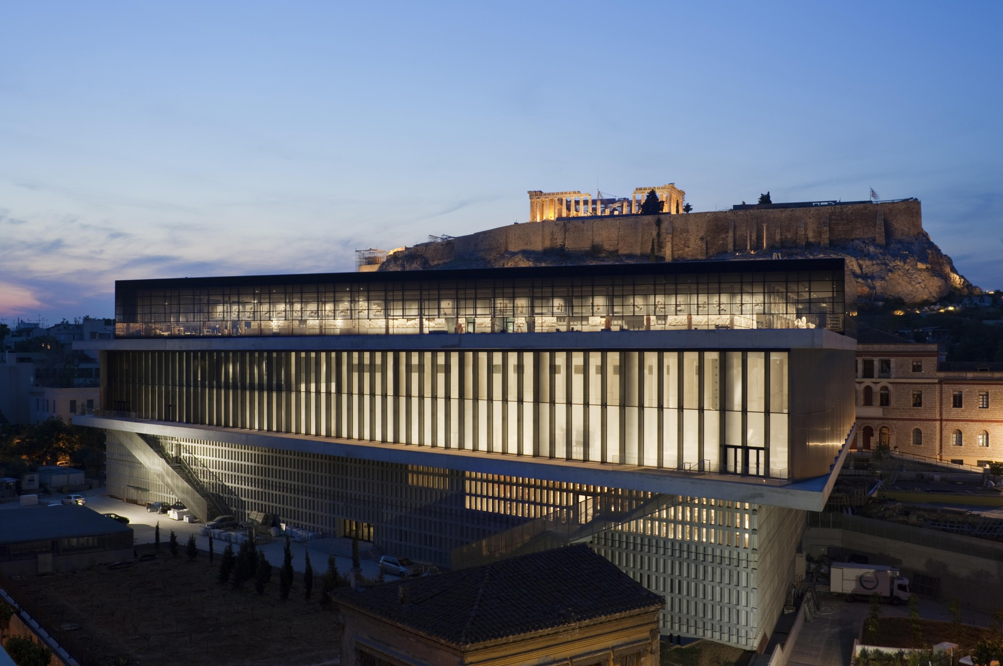 Old Acropolis Museum gets a new lease on life ...