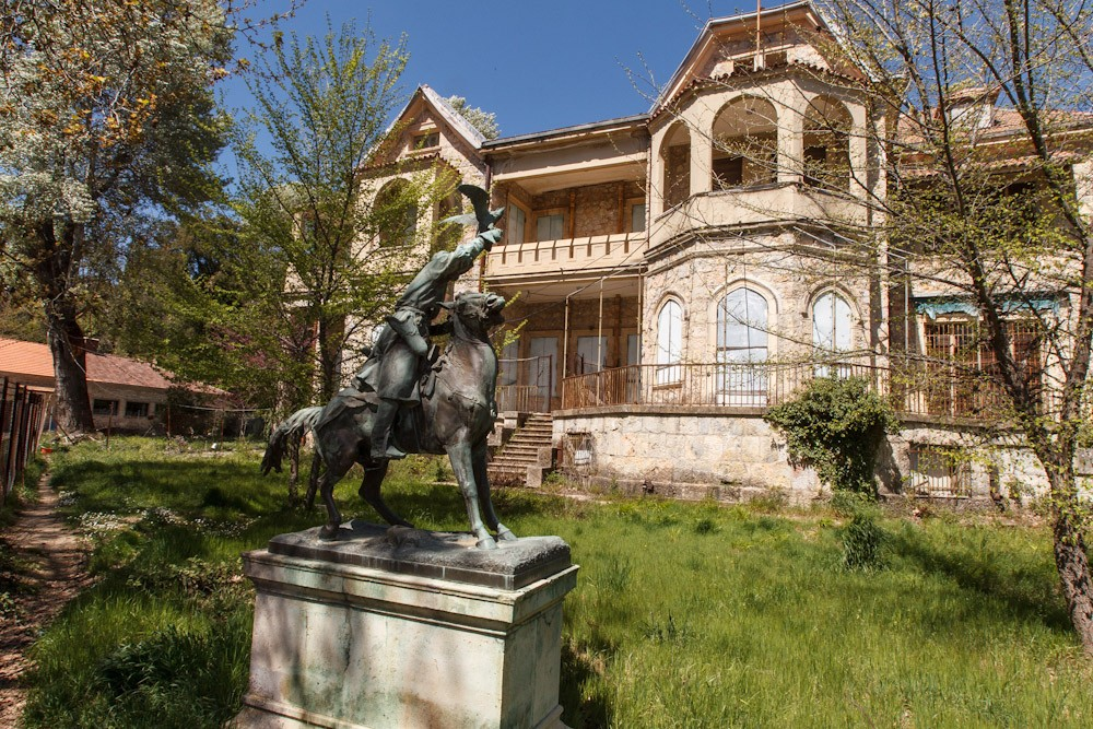 Restoring Tatoi Palace To Its Former Grandeur Photos
