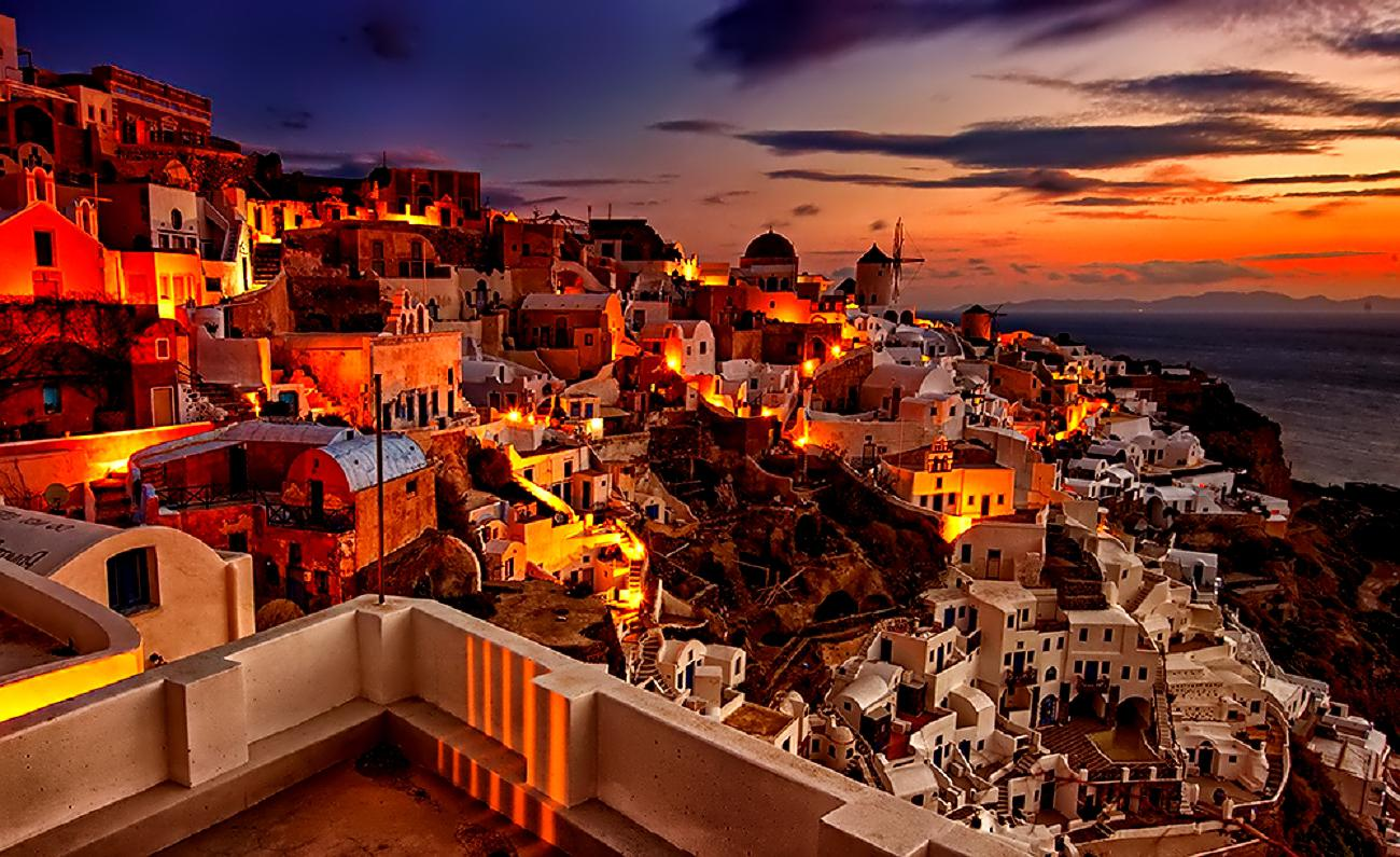 Greek Hotel Among World S Most Romantic Protothemanews Com