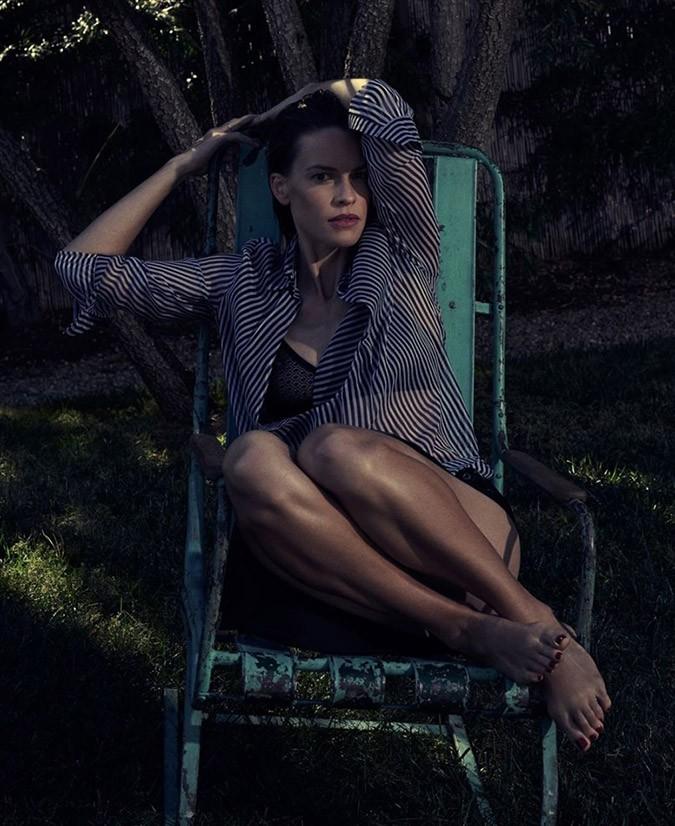 Hilary swank sex tape — img 5