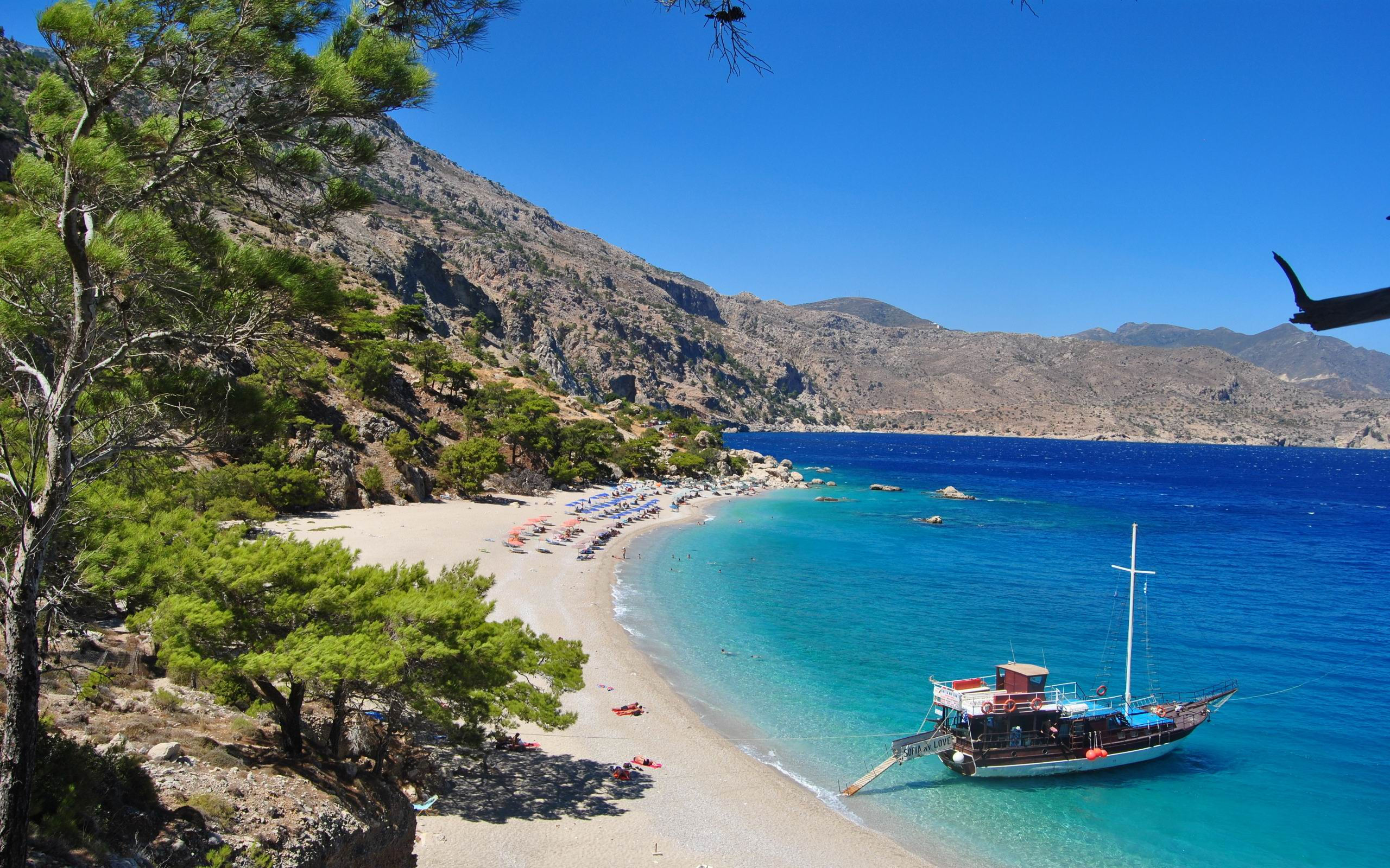 Greece Beach Wallpaper: First Time In Greece? Here Are 10 Experiences You Simply