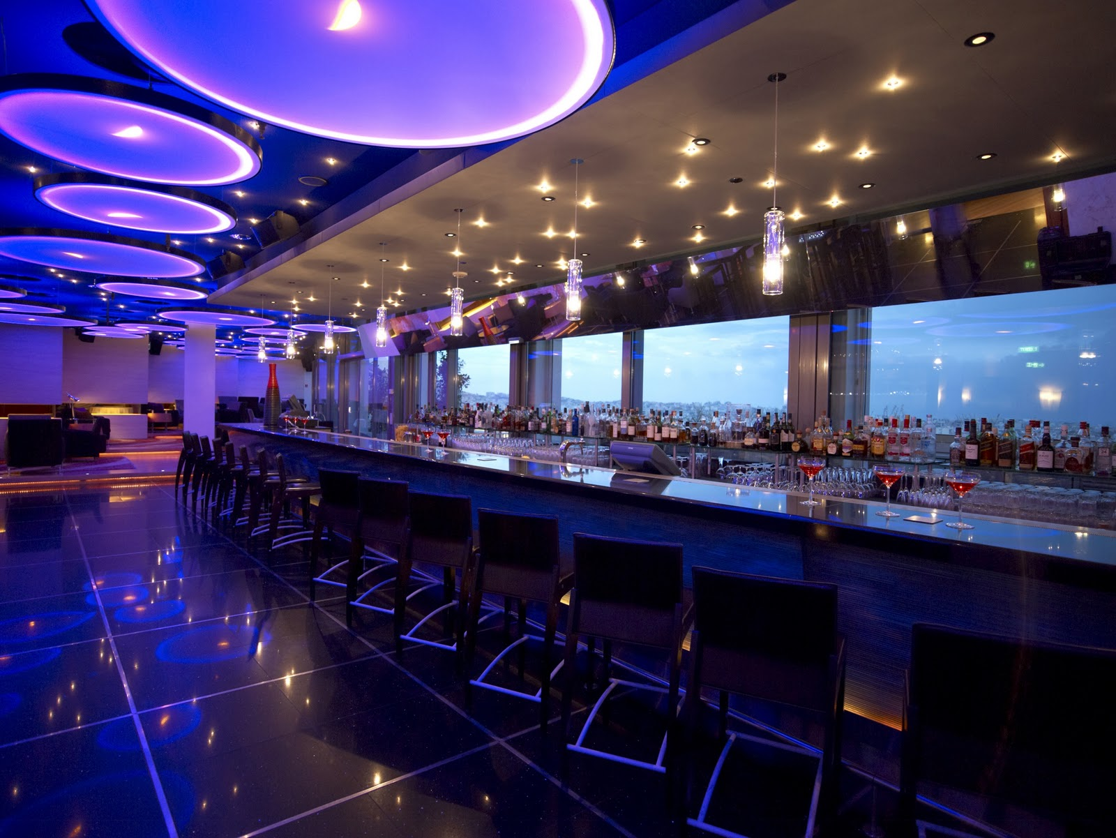 Galaxy Bar In Athens Among World S Top 10 Rooftop Bars