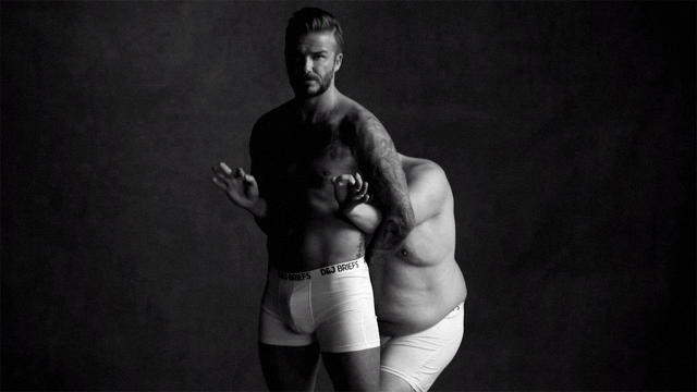 David Beckham Tits 116
