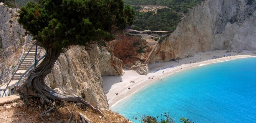 Will Porto Katsiki Beach In Lefkada Be Opened For This Holiday Season