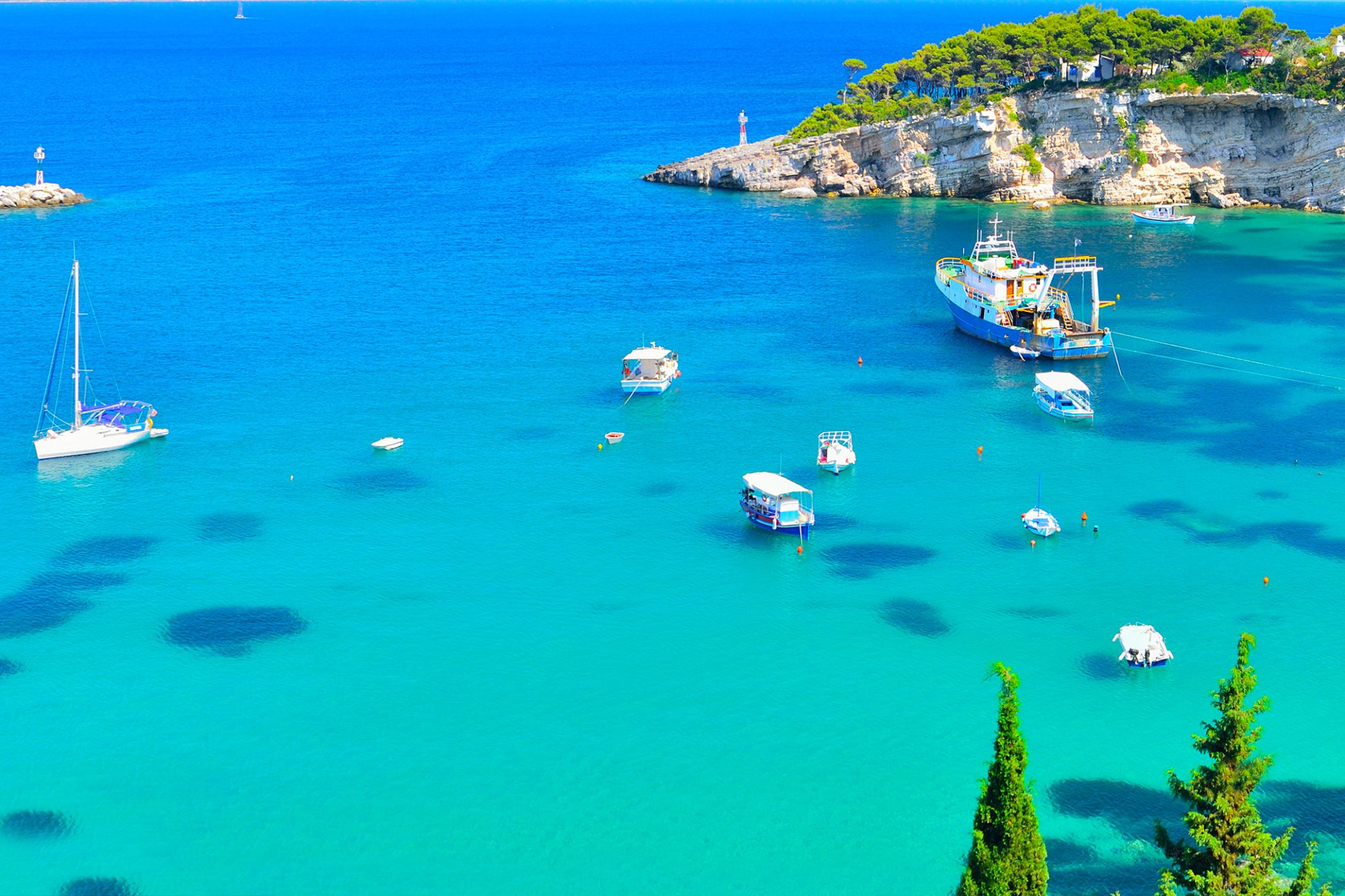 Welcome To The Gorgeousness Of Greek Islands Tantalizing