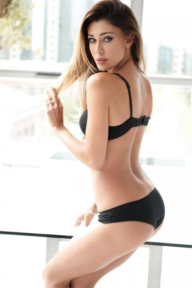 Belen Rodriguezs Leaked Cell Phone Pictures