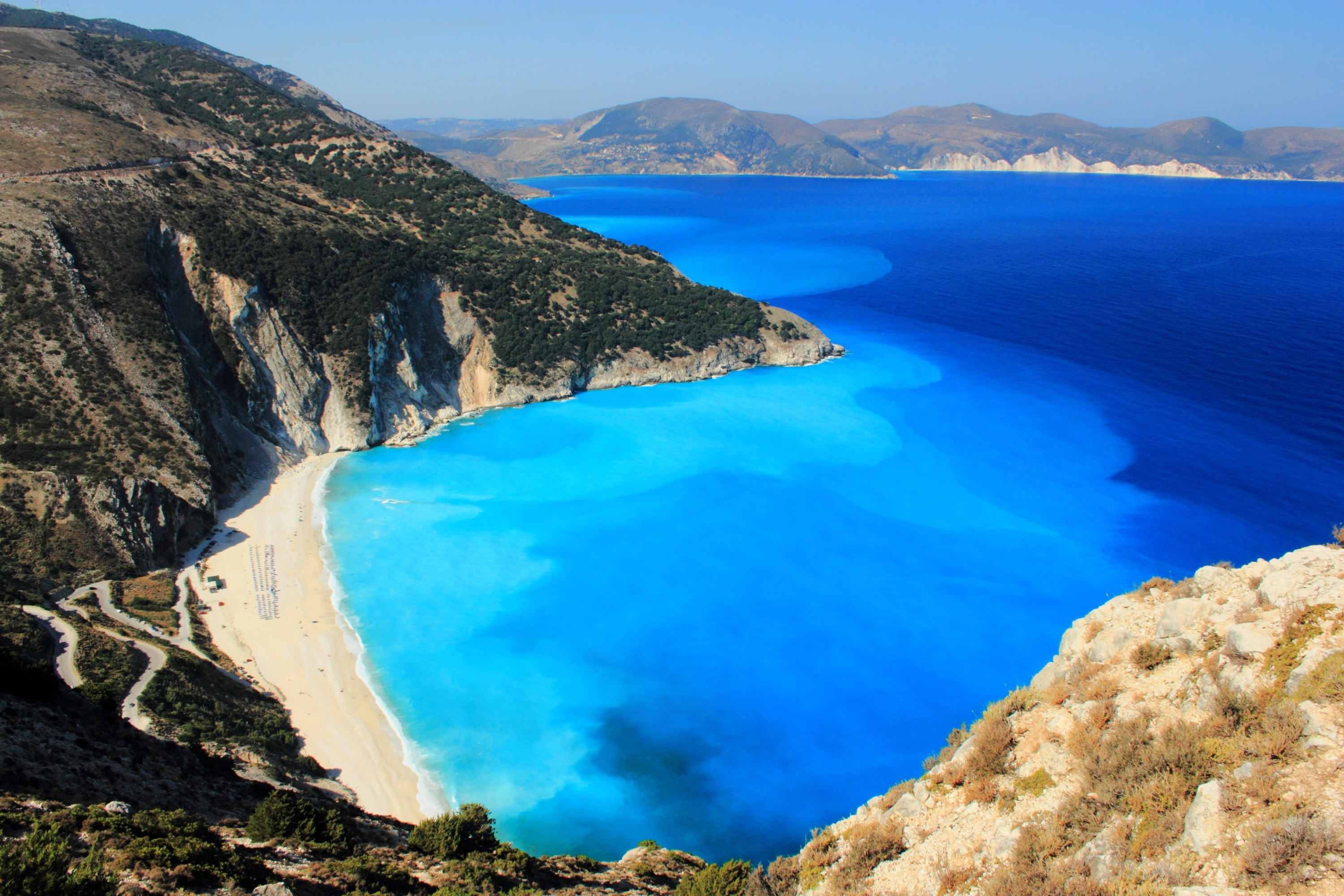 Kefalonia, An Island Of Exquisite Beauty (stunning Photos