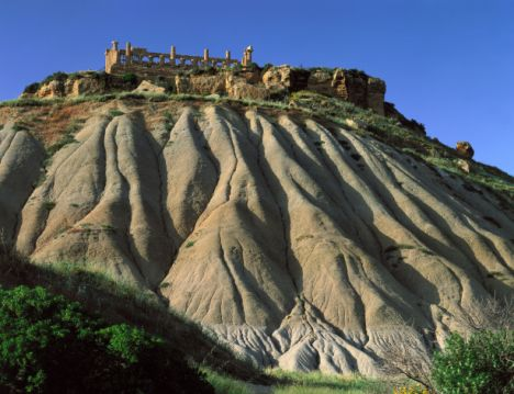 Italy, Sicily, Agrigento, Valley of the Temples, Mediterranean area, Travel Destination, Temple of Juno