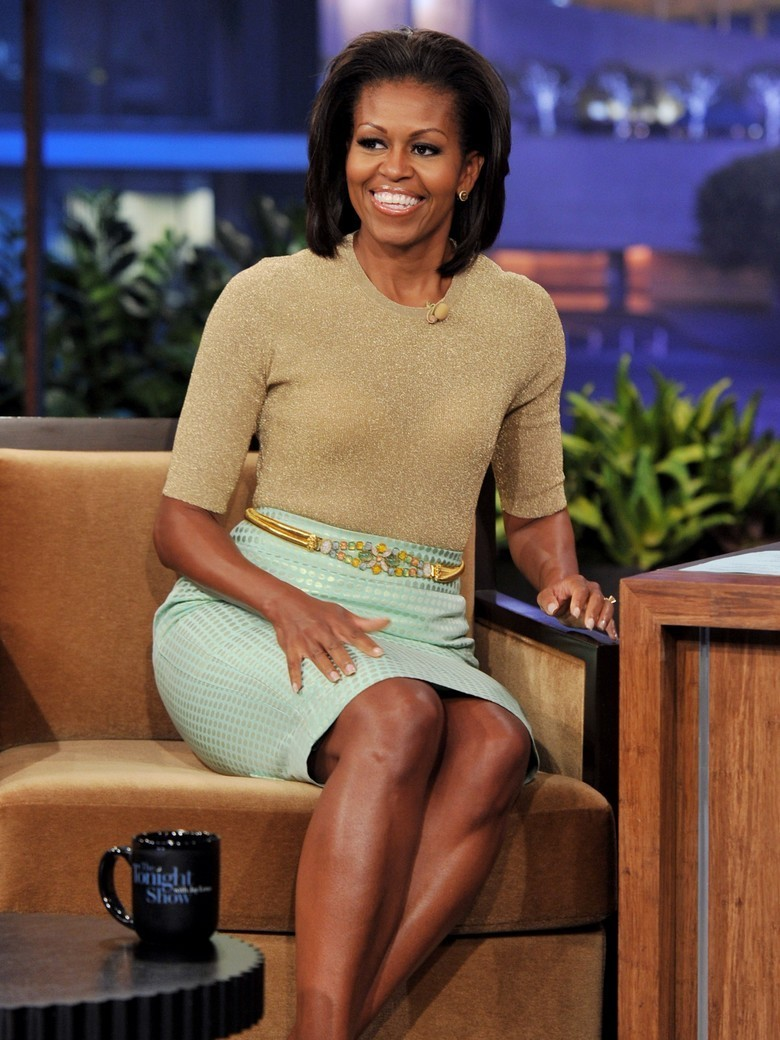 Topless Michelle Obama nudes (17 photo), Tits, Cleavage, Feet, underwear 2006
