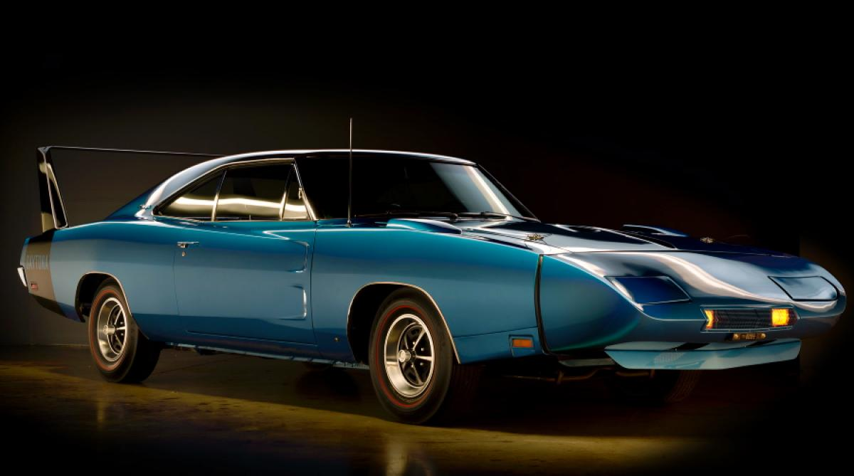 An ode to muscle cars of a bygone age | protothemanews.com
