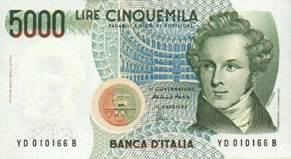 Italian Liira
