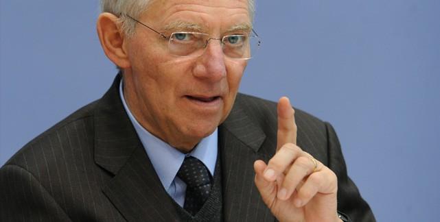 Schäuble, Erdoğan'ın sözlerini eleştirdi
