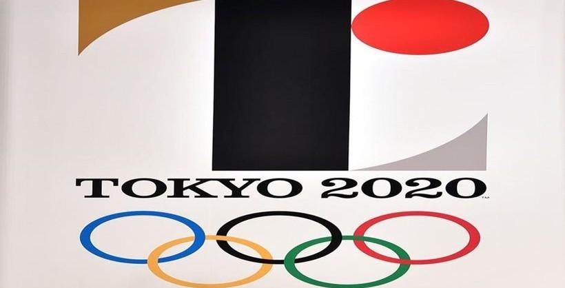 tokyo 2020 olympics logo unveiled�but stadium construction