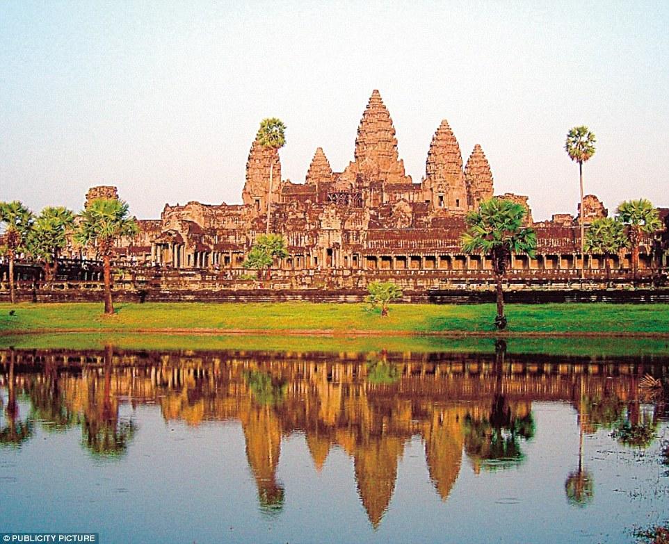 1. Temples of Angkor, Cambodia