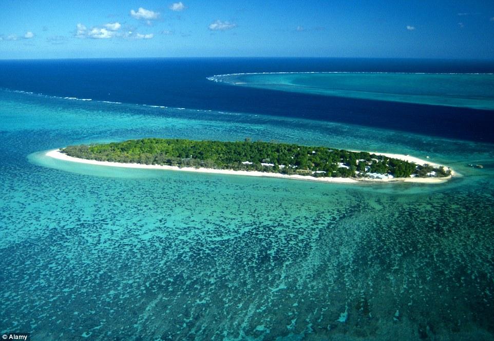 2. Great Barrier Reef, Australia
