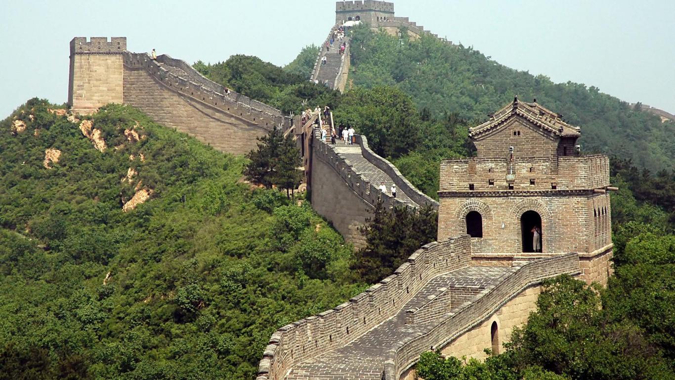 4. Great Wall of China, China