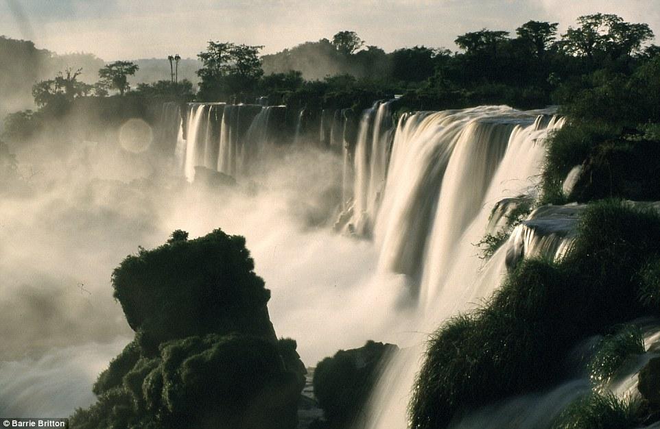 8. Iguazu Falls, Brazil-Argentina