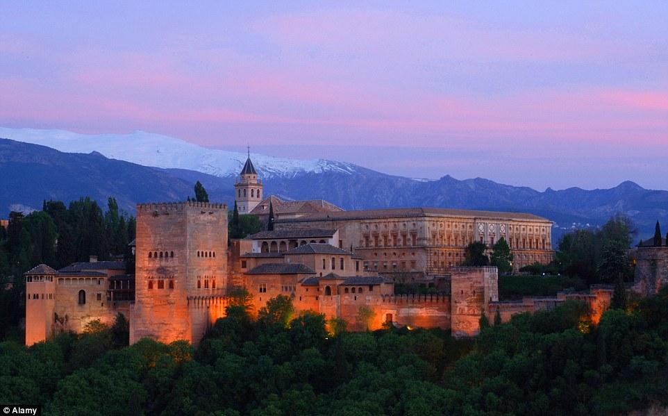9. Alhambra, Spain