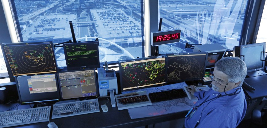 Greek 4 Hour Air Traffic Control Strike On Wed