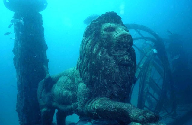 Real Underwater City New evidence for Plato...