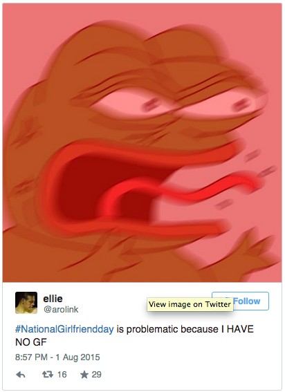 Funny and…'sad' tweets on National Girlfriend Day (tweets
