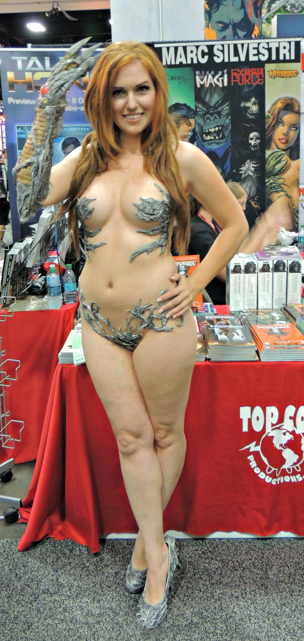 cosplay Sexy witchblade