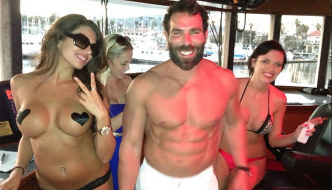 Bilzerian girls dan