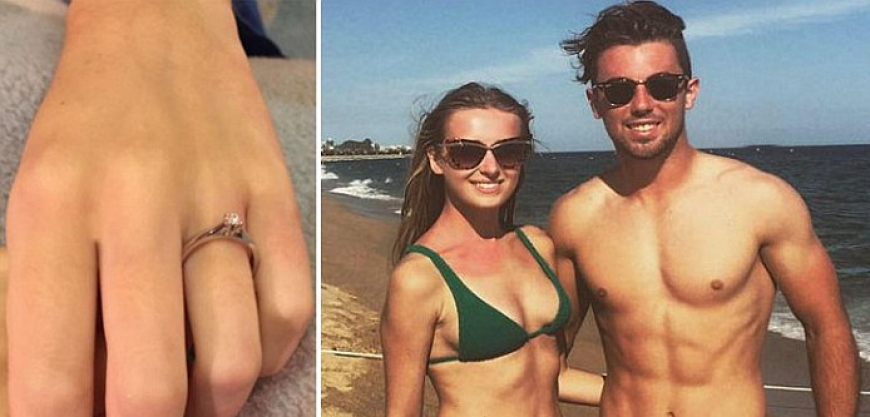 Man rushes from Greece to UK to place ring on dead girlfriend s
