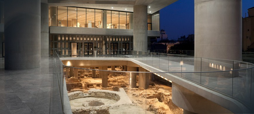 Acropolis museum among the best museums in the world for Best museums in the world